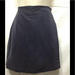 Junior's size 7 SKOOZI wrap skirt